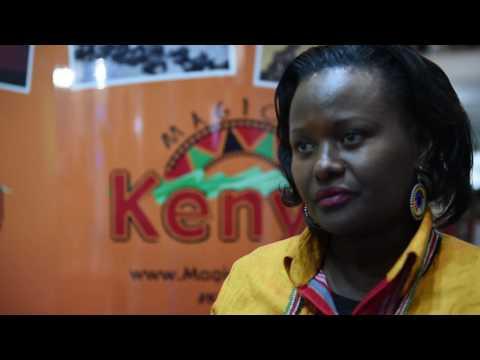 WTM 2016: Jacinta Nzioka Mbithi, chief executive, Kenya Tourism Board