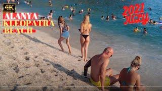 Alanya Cleopatra Beach Juli ...