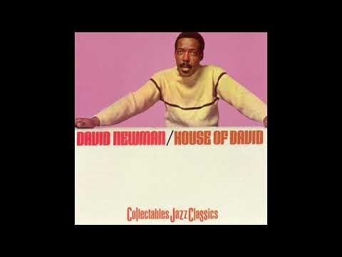 David Newman - I Wish You Love - House of David (1967) - Jazz