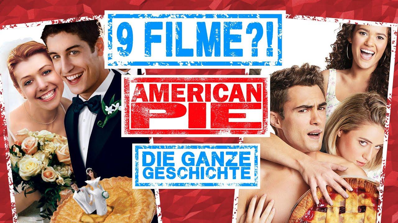 9 Filme?! - Die abgedrehte Story von American Pie | DeeMon