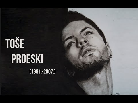 Europes Greatest Singer Tose Proeski | Macedonia