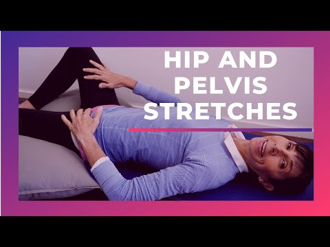 Hip and Pelvis Stretches for Easing Pelvic Pain