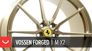 Vossen Forged | M-X2 | Patina Gold