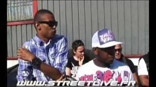 Section Hunter - Freestyle & Présentation sur Street Live pour Vue des Blocks 3