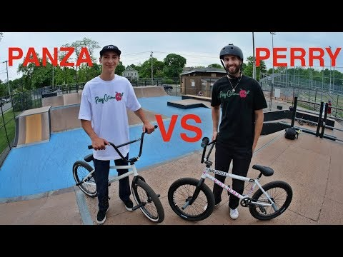 Game Of BIKE: Billy Perry Vs Anthony Panza 2018