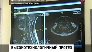 В Новосибирске начали изготавливать протезы (26.03.2013)(Новости 5 канала http://5-tv.ru/ Новости Преступного Мира http://criminalnaya.ru/, 2013-03-26T16:27:23.000Z)