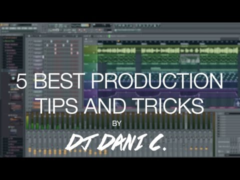 5 BEST Production Tips & Tricks | FL STUDIO [FREE DOWNLOAD]