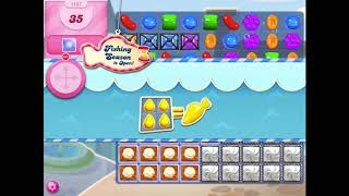 How to beat level 1157 on Candy Crush Saga!!