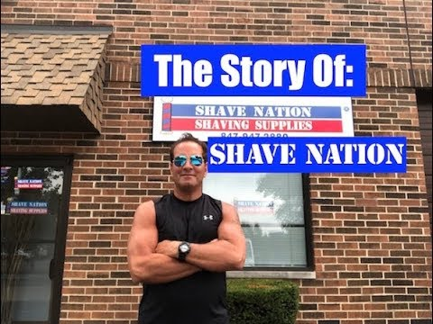 The Story Of Geofatboy And Shave Nation