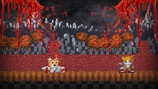 Not Today Tails Doll!!  Sonic.exe: Darkest Struggles [Tails Demo]