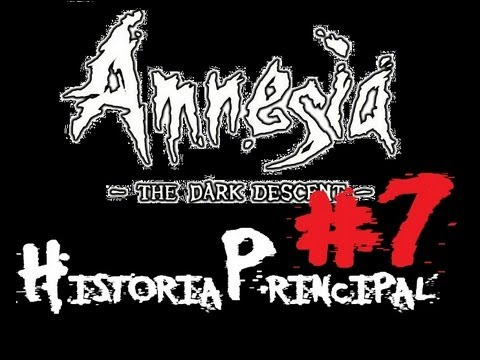 Amnesia Historiaprincipal Parte7 La Llave De La Sala De