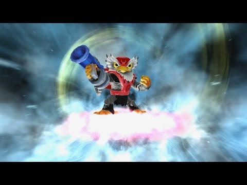 Skylanders: Trap Team - Jet-Vac - Part 28