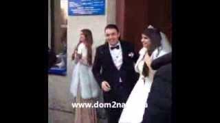Видео свадьба Гобозовых (30.11.2013)