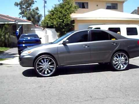 Toyota Camry On 24 S Lost Footage By Hulk Kustoms Youtube