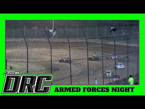 Moler Raceway Park | 5/25/18 | Armed Forces Night | Ohio Valley Roofers Legend Car Series