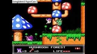 Little Nemo: Dream Master (NES) Dream 1 & 2
