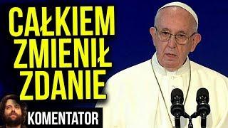 Papież Franciszek Zmienia Zdanie - Chce Wyrzucać Księży LGBT w Kościoła - Analiza Komentator