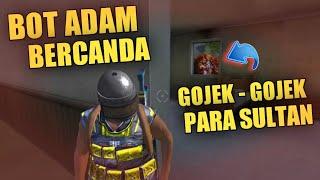 BOT ADAM BERCANDA.! GOCEKIN PARA SULTAN - GARENA FREE FIRE
