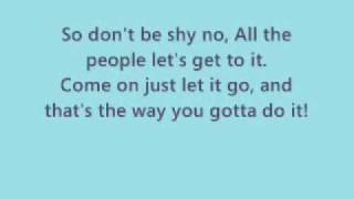 Let it go - Mitchel Musso (feat Tiffany Thornton) - +[LYRICS!+DOWNLOAD LINK!]