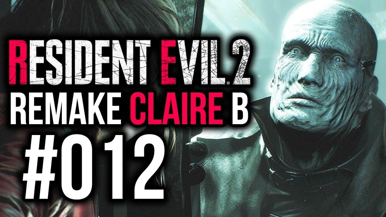 resident evil 2 komplettlösung claire