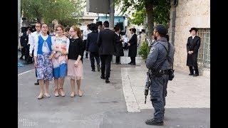 הפגנת השבת בירושלים | Up-close with Chilul Shabbos Protest In Jerusalem - 5.20.17