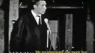 Le Moribund -Jacques Brel- Subtitulada