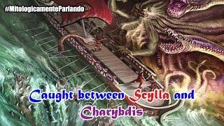 #MitologicamenteParlando: Caught between Scylla and Charybdis