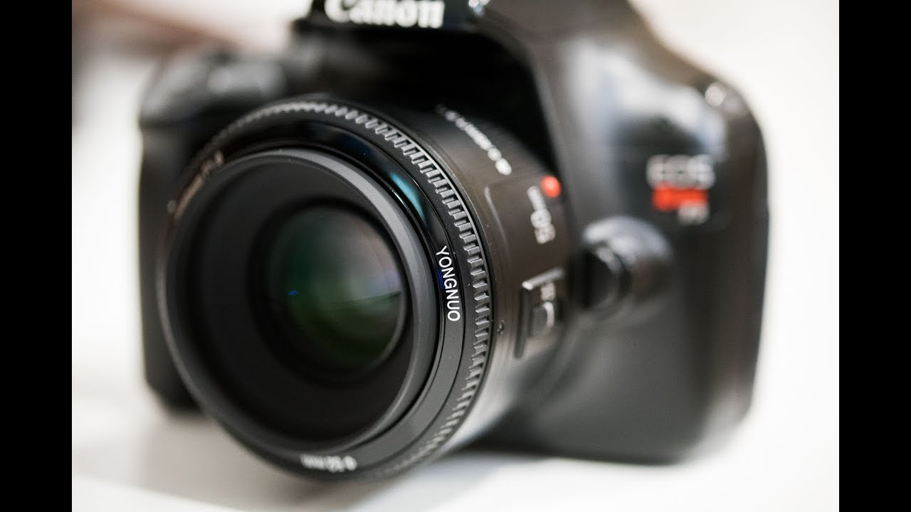 Yongnuo Canon 50mm F18 Lens Review Nikon Comparison Coming Soon For Mount