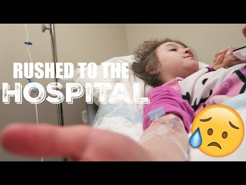 RUSHED TO THE HOSPITAL | Somers In Alaska Vlogs