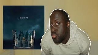 Stormzy - Crown (Reaction)