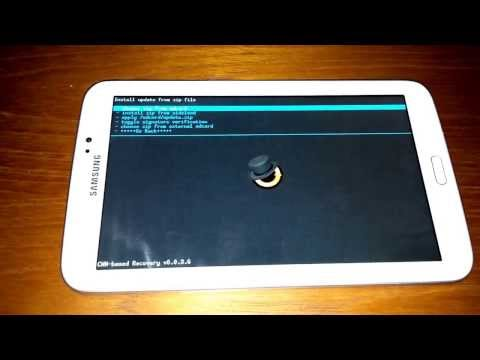 (Out dated) How to root your samsung tab 3 7.0 sprint