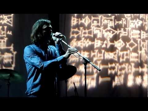 Dirty Projectors - Gun Has No Trigger live at the Roundhouse, London 17/10/12