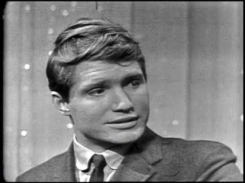 American Bandstand 1965- Interview Chris Connelly