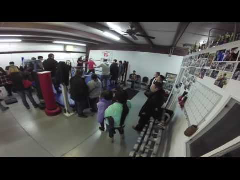 SPARRING 1 10 17 @ All Heart Boxing Gym