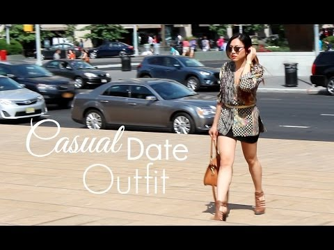 NYC Coffee Date OOTD (Outfit Of The Day) | OffbeatLook from YouTube · Duration:  6 minutes 54 seconds
