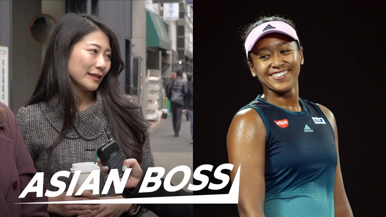Should Naomi Osaka Be A Japanese Or US Citizen? [Street Interview] | ASIAN BOSS