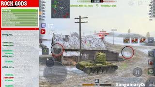 Wallabies Beat the All Black Lets play Tanks World of Tanks Blitz