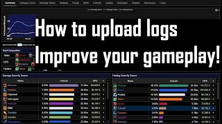 How to log wİth Warcraft Logs