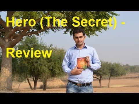 Hero The Secret By Rhonda Byrne Motivational Book Review In