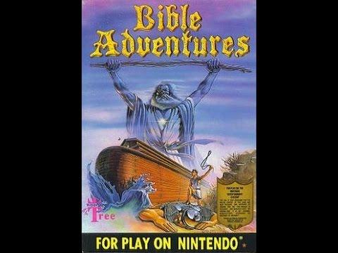 Bible Adventures - Noah s Ark Wisdom Tree (NES) Walkthrough