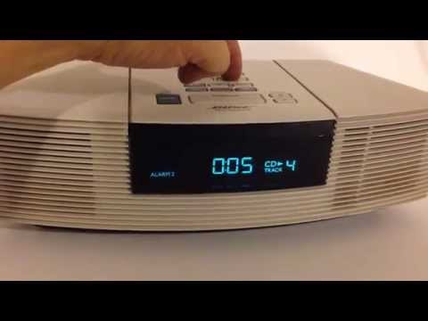 BOSE WAVE RADIO CD PLAYER STEREO