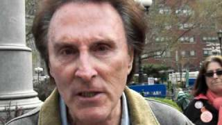 Gary Null interview at Union Square NYC April 15th 2011