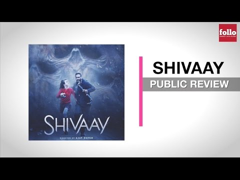 Public Review|Shivaay|Ajay Devgn|Sayesha...