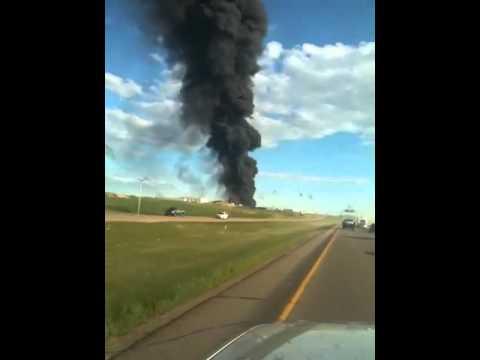 Alberta On Fire