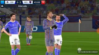 Slv primeiro vídeo do canal do jogo Dream legue soccer 2018