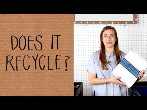 Does it Recycle? Testing the Most Common Types of Packaging