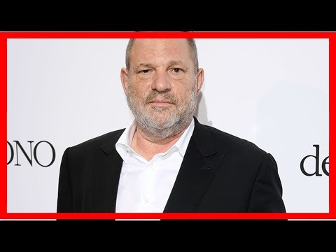 Weinstein Co. Files For Bankruptcy Protection