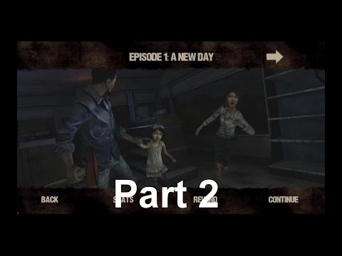 The Walking Dead: A New Day Part 2