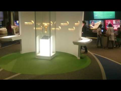 FIFA World Football Museum (Zurich, Switzerland)