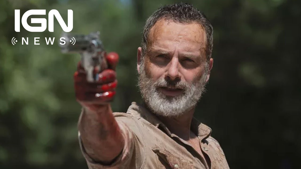 Download Walking Dead Movies: Andrew Lincoln's Rick Grimes to Lead 3 AMC TV Films - IGN News